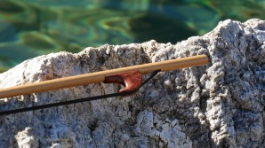 Viol bow Pyrenees