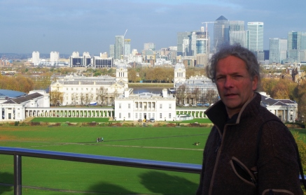 Coen in Greenwich