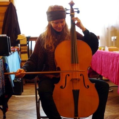 Vanves basse de violon renaissance