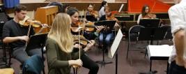 L'orchestre du PAB Toulouse 1