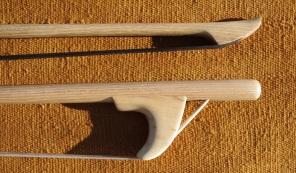Archets de contrebasse en Robinier (3)