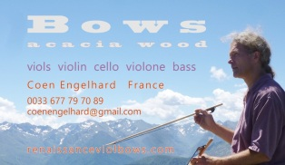 Bows Coen Engelhard